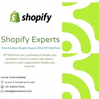 Hire Shopify Partners and Developer for eCommerce Store